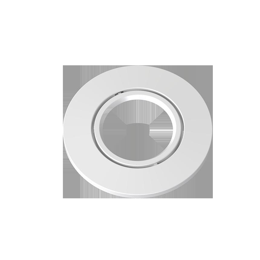 Libra collerette blanche